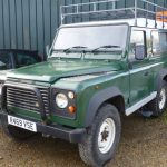 Land Rover Approved Used