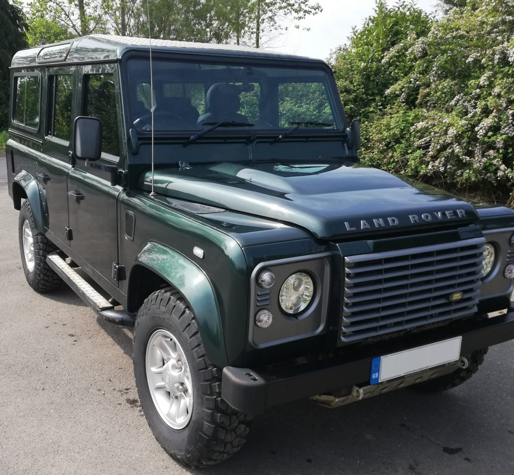 Land Rover 110 TCI Station Wagon