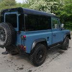 Land Rover 90 TD To 200TDI