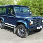 Land Rover 90 50th Anniversary